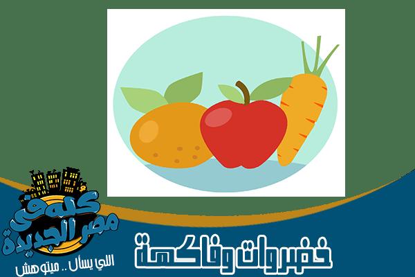 محلات خضروات وفاكهة في مصر الجديدة